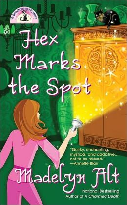 Hex Marks the Spot (Bewitching Series #3)