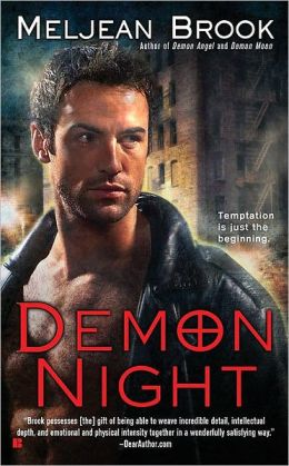 Demon Night (Guardian Series)