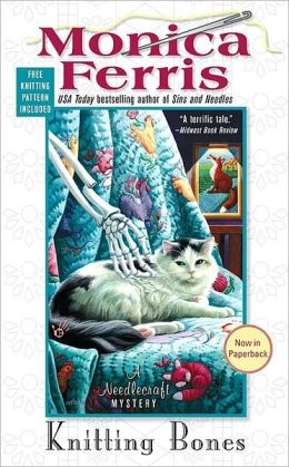Knitting Bones (Needlecraft Mystery Series #11)