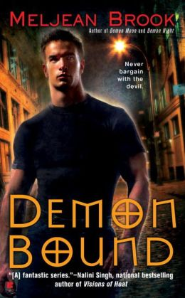 Demon Bound (Guardian Series)