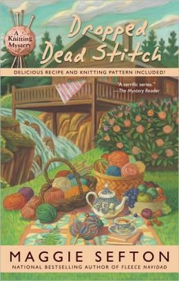 Dropped Dead Stitch (Knitting Mystery Series #7)