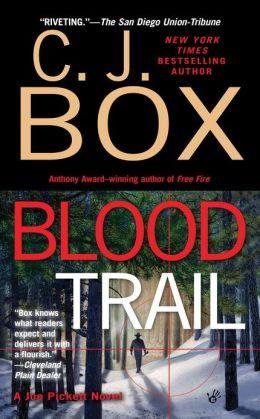 Blood Trail (Joe Pickett Series #8)