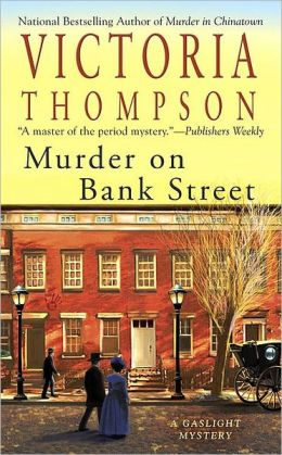 Murder on Bank Street (Gaslight Series #10)