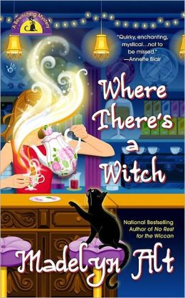Where There's a Witch There's a Way (Bewitching Series #5)