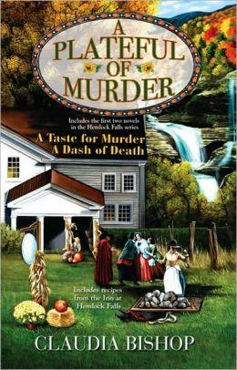A Plateful of Murder (Hemlock Falls Series)