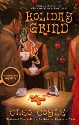 Holiday Grind (Coffeehouse Mystery Series #8)