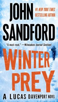 Winter Prey (Lucas Davenport Series #5)