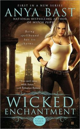 Wicked Enchantment (Dark Magick Series #1)