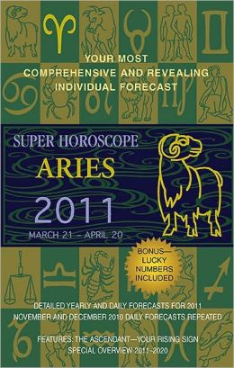 Super Horoscopes Aries 2011