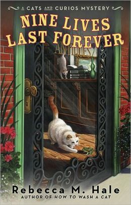 Nine Lives Last Forever (Cats and Curios Series #2)
