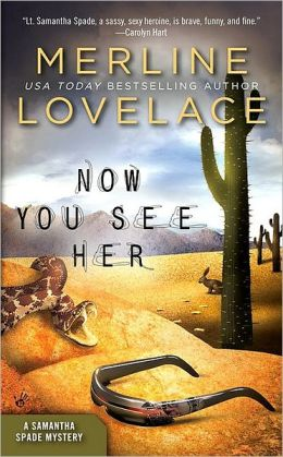 Now You See Her (Samantha Spade Series #2)