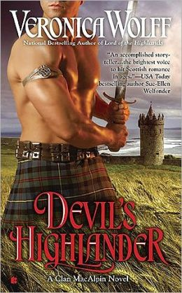 Devil's Highlander (Clan MacAlphin Series #1)