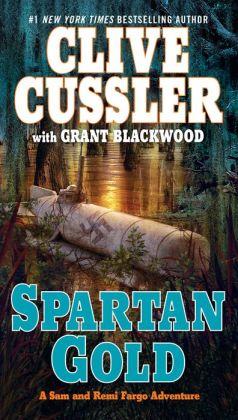 Spartan Gold (Fargo Adventure Series #1)