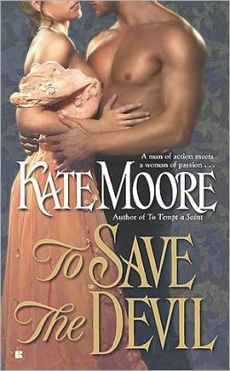 To Save the Devil (Sons of Sin Trilogy #2)