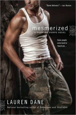 Mesmerized (Phantom Corps Series #2)
