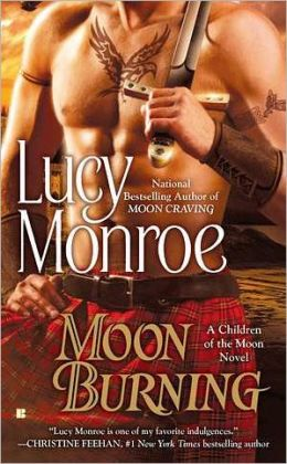 Moon Burning (Children of the Moon Series #3)