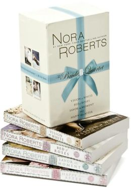Nora Roberts Bridal Quartet Boxed Set