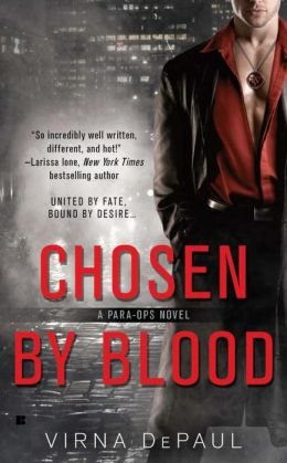 Chosen by Blood (Para-Ops Series #1)