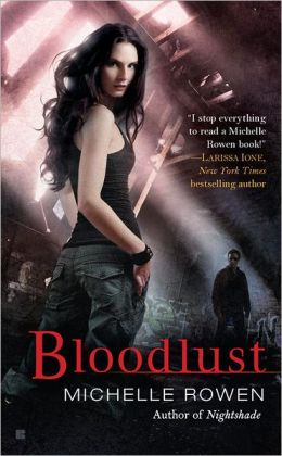 Bloodlust (Nightshade Series #2)