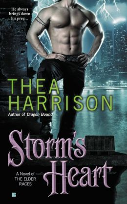 Storm's Heart (Elder Races Series #2)