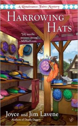 Harrowing Hats (Renaissance Faire Mystery Series #4)