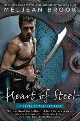 Heart of Steel (Iron Seas Series #2)