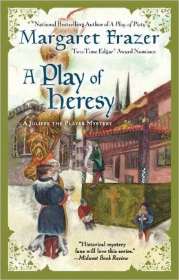 A Play of Heresy (Joliffe Mystery Series #7)