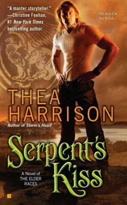 Serpent's Kiss (Elder Races Series #3)