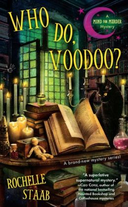 Who Do, Voodoo? (Mind for Murder Series #1)
