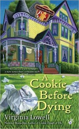 A Cookie Before Dying (Cookie Cutter Shop Mystery Series #2)