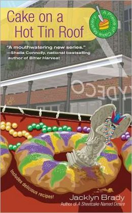 Cake on a Hot Tin Roof (Piece of Cake Mystery Series #2)