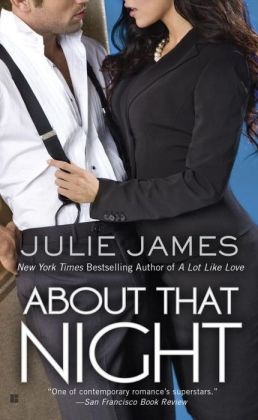 About That Night (FBI/US Attorney Series #3)