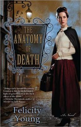 The Anatomy of Death (Dody McCleland Series #1)
