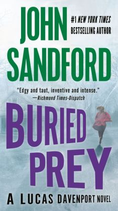 Buried Prey (Lucas Davenport Series #21)