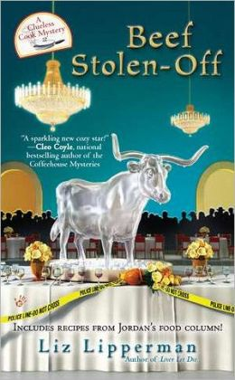 Beef Stolen-Off (Clueless Cook Mystery Series #2)