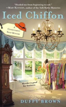 Iced Chiffon (Consignment Shop Mystery Series #1)