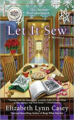 Let It Sew (Southern Sewing Circle Series #7)