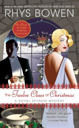 The Twelve Clues of Christmas (Royal Spyness Series #6)