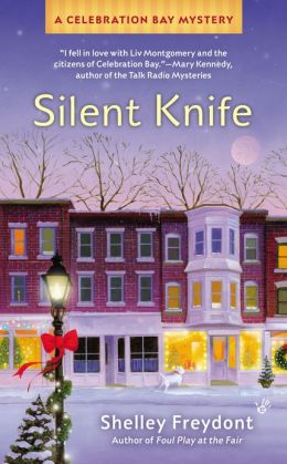 Silent Knife (Celebration Bay Series #2)