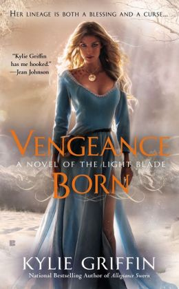 Vengeance Born (Light Blade Series #1)