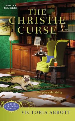 The Christie Curse (Book Collector Mystery Series #1)