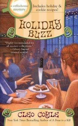 Holiday Buzz (Coffeehouse Mystery Series #12)