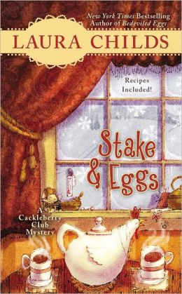 Stake and Eggs (Cackleberry Club Series #4)