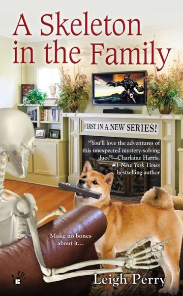 Free e books downloading A Skeleton in the Family