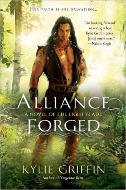 Alliance Forged (Light Blade Series #2)