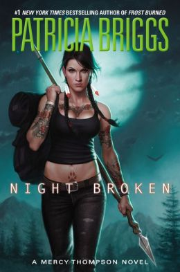 Night Broken (Mercy Thompson Series #8)