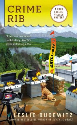 Crime Rib (Food Lovers' Village Series #2)