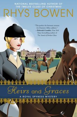 Heirs and Graces (Royal Spyness Series #7)