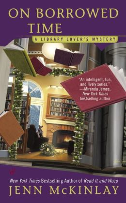 On Borrowed Time (Library Lover's Mystery Series #5)