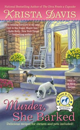 Murder, She Barked (Paws and Claws Mystery Series #1)